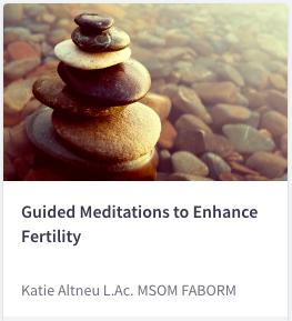 online fertility course