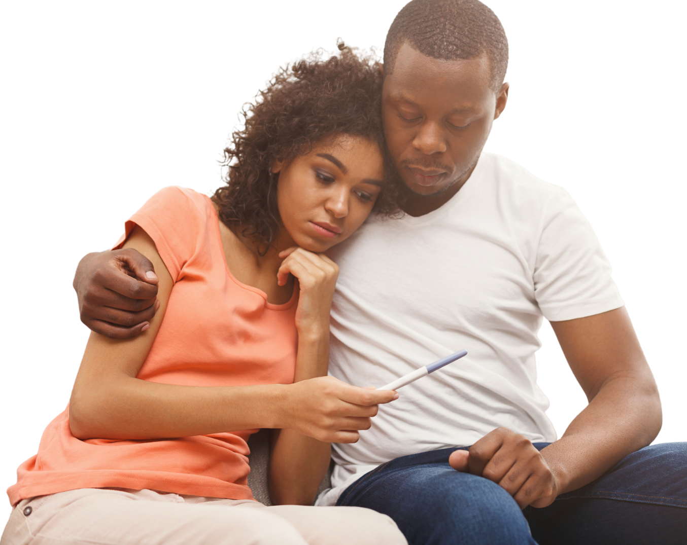infertility couple
